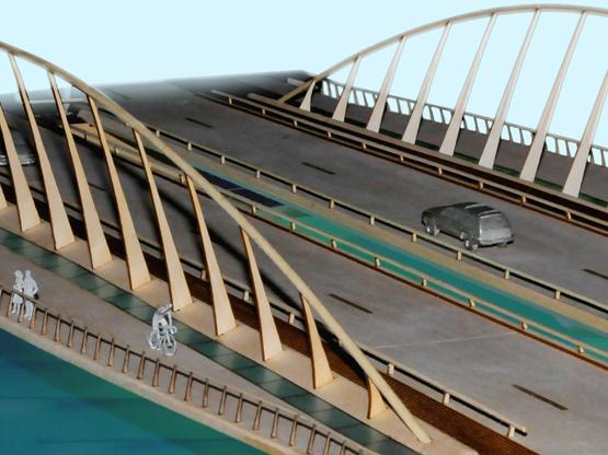 - SMOKEHOUSE BAY BRIDGE