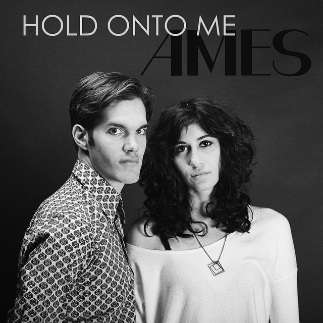"""Frigid days like these call for heaters like this! Check out Ames' new single """"Hold Onto Me"""" on iTunes, Soundcloud and Spotify. #Ames #betterproblems #newmusic 🔥🔥🔥"""