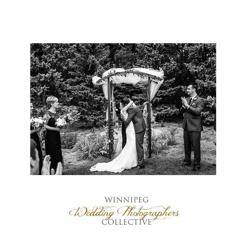 24 first kiss outdoor wedding.jpg