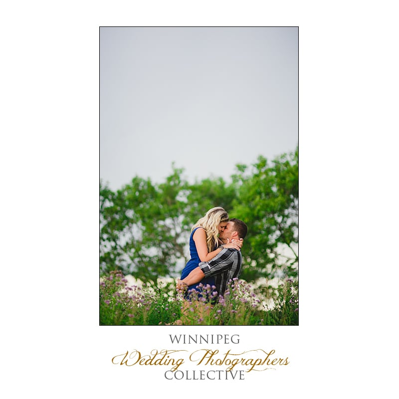 Romantic Manitoba engagement photography highlights