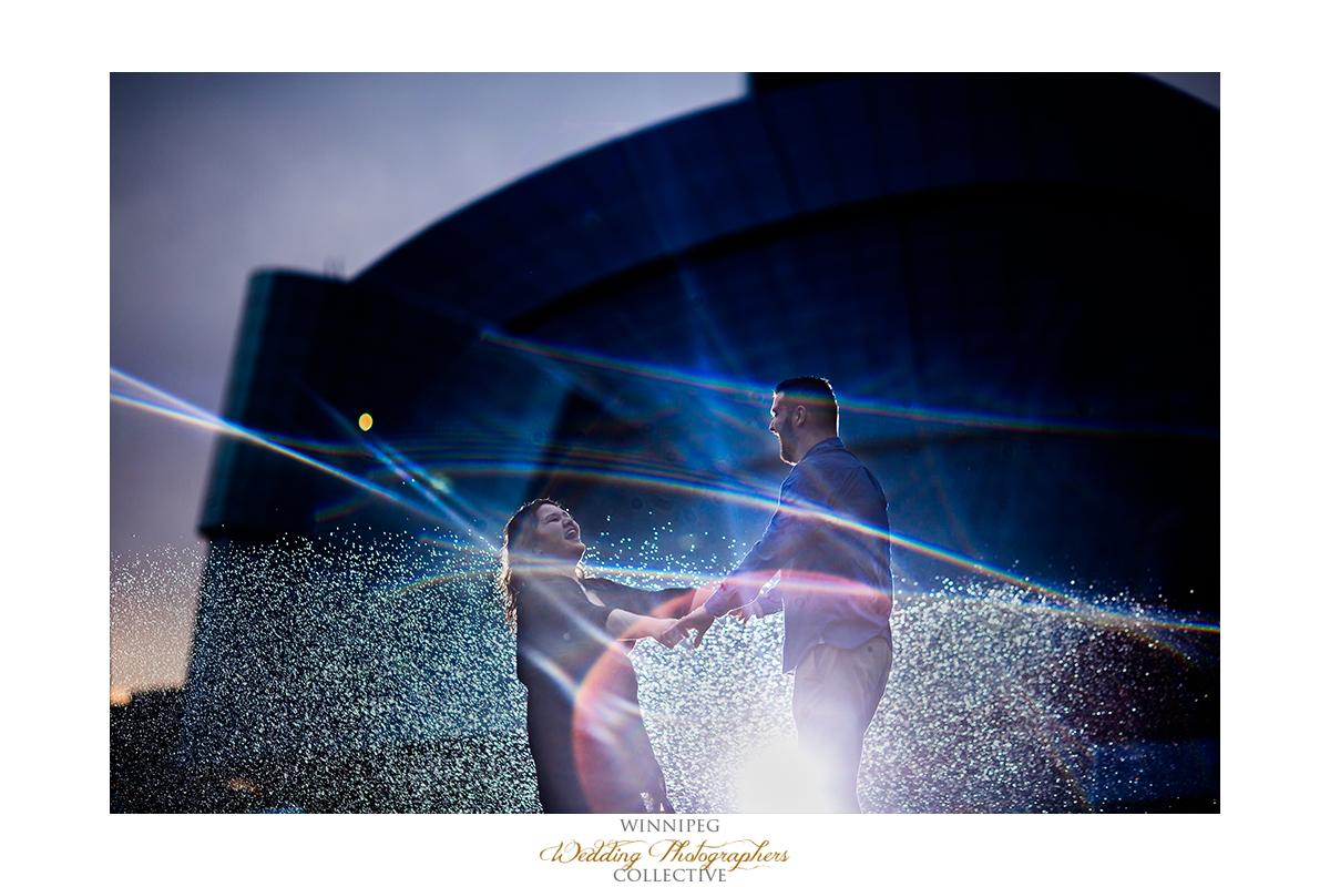 11 Sprinkler Rain Water Dark Edgy Engaged Engagement Shoot Tony.jpg.jpg