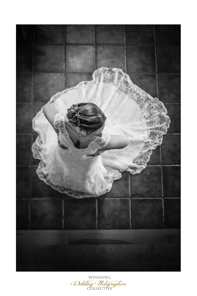 Weddings in Winnipeg Bride