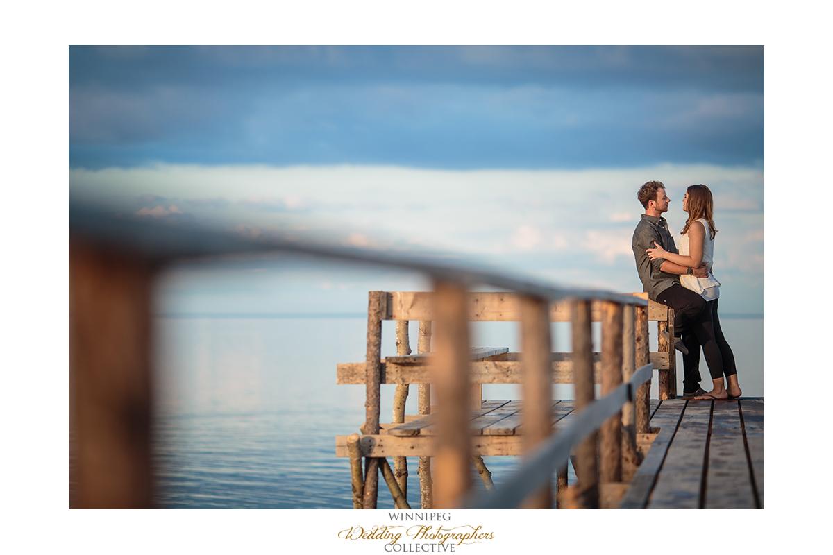 02 Laura and Tyler Lake Life Engagement Shoot Dock Pier Love.jpg