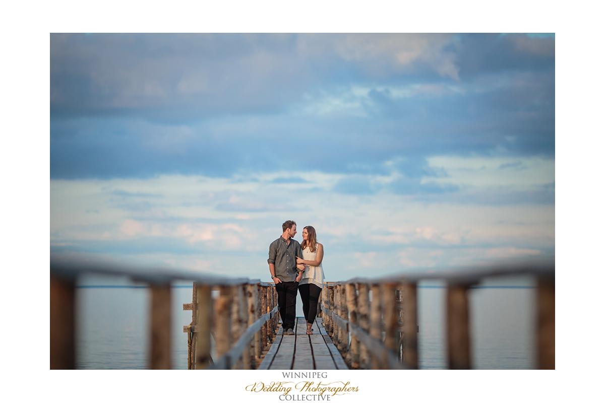 03 Laura and Tyler Lake Life Engagement Shoot Dock Pier Love.jpg