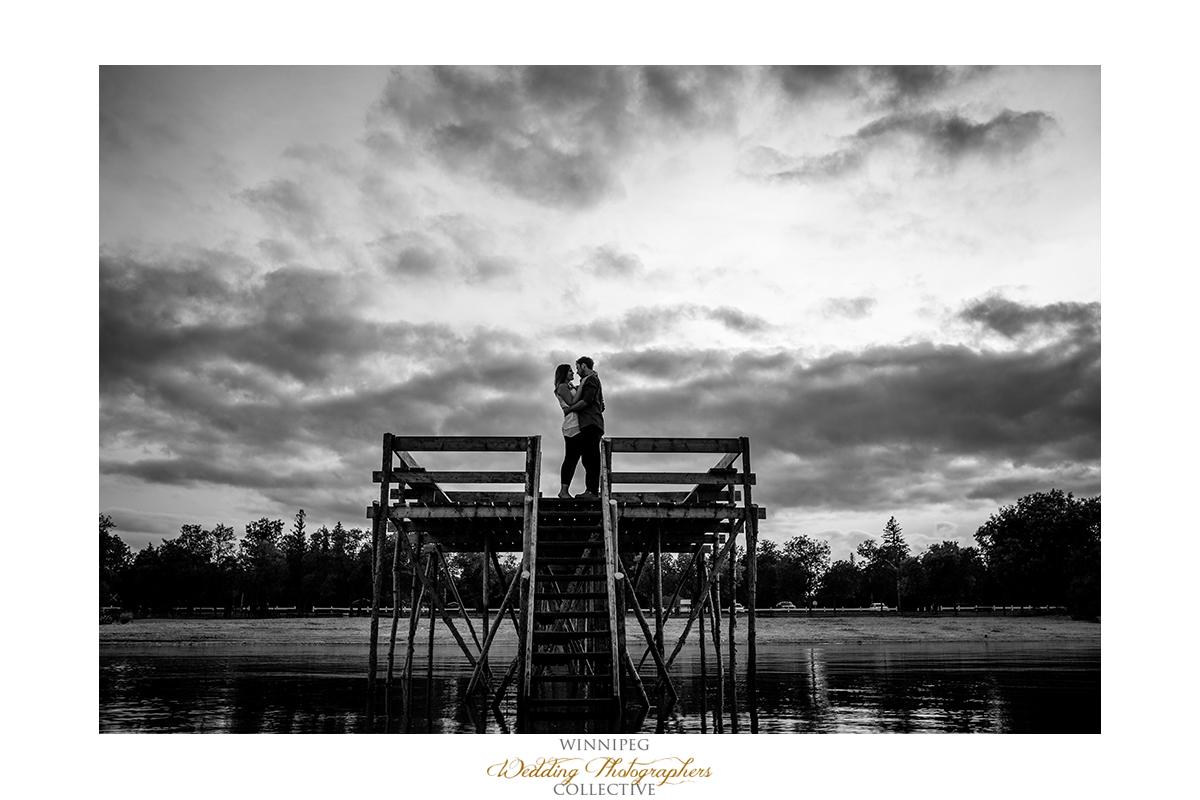 07 Laura and Tyler Lake Life Engagement Shoot Dock Pier Love.jpg