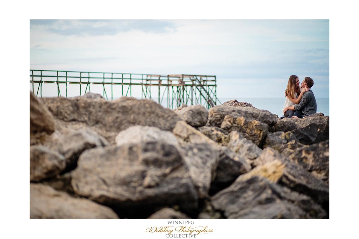 12 Laura and Tyler Lake Life Engagement Shoot Dock Pier Love.jpg