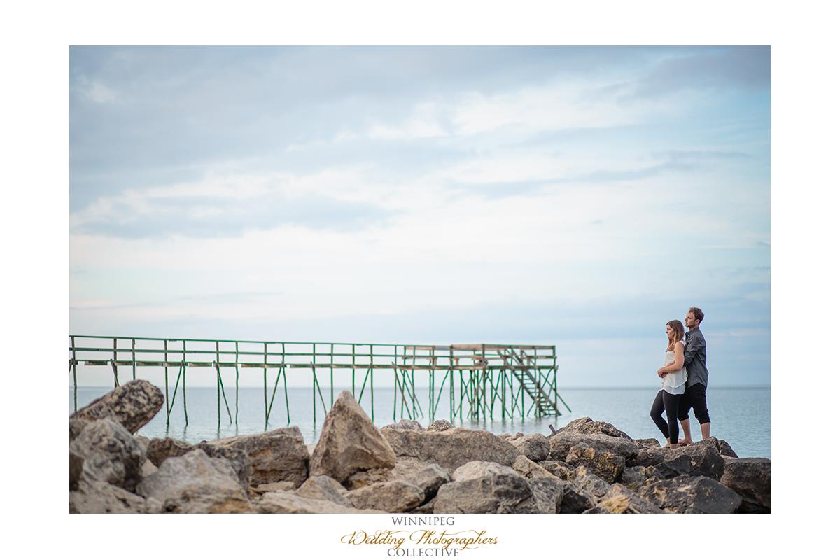 13 Laura and Tyler Lake Life Engagement Shoot Dock Pier Love.jpg