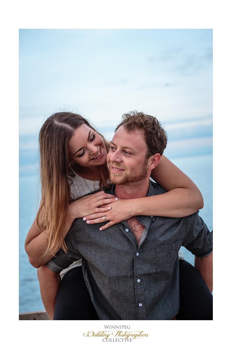 14 Laura and Tyler Lake Life Engagement Shoot Dock Pier Love.jpg