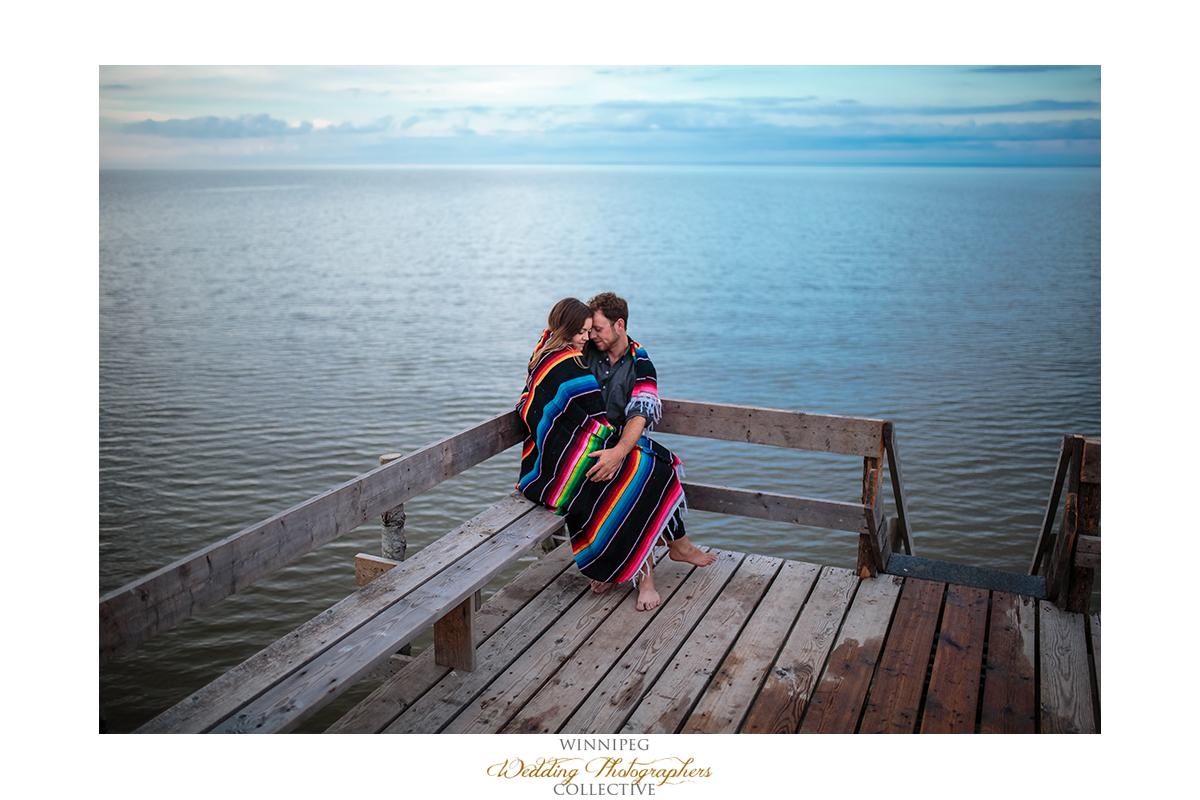 16 Laura and Tyler Lake Life Engagement Shoot Dock Pier Love.jpg