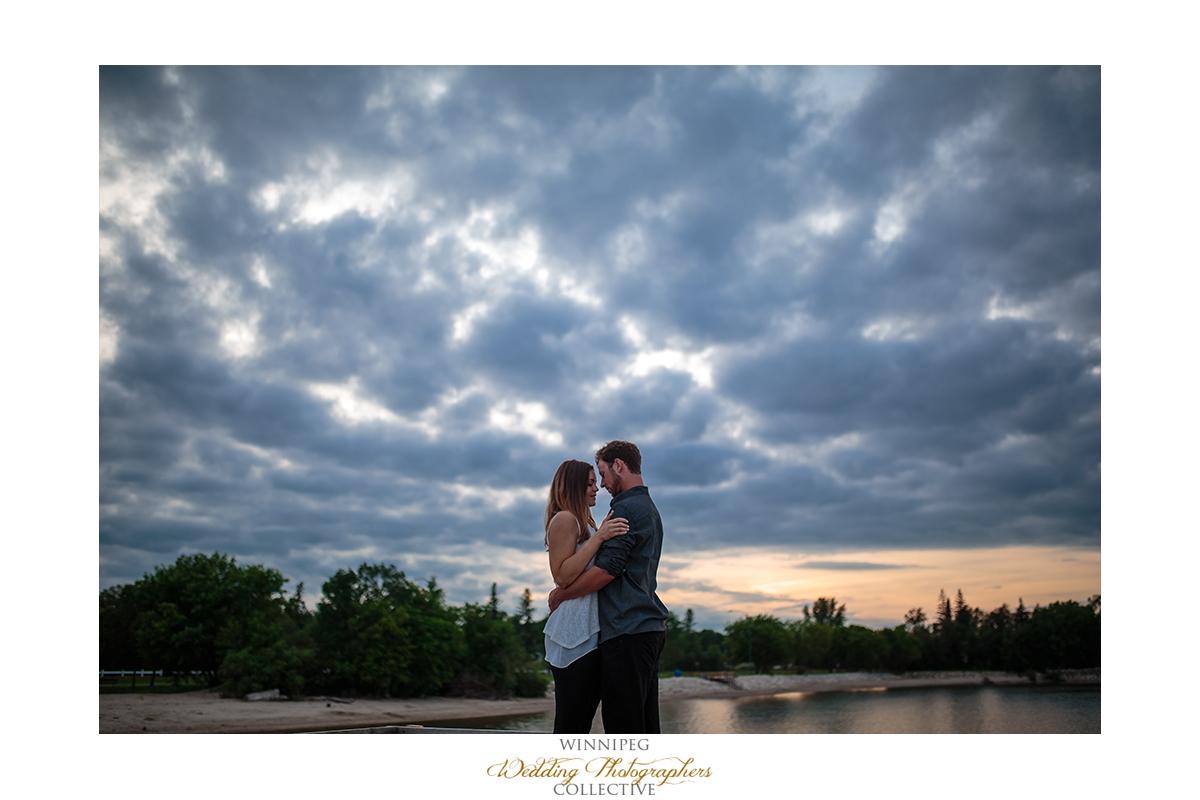 18 Laura and Tyler Lake Life Engagement Shoot Dock Pier Love.jpg