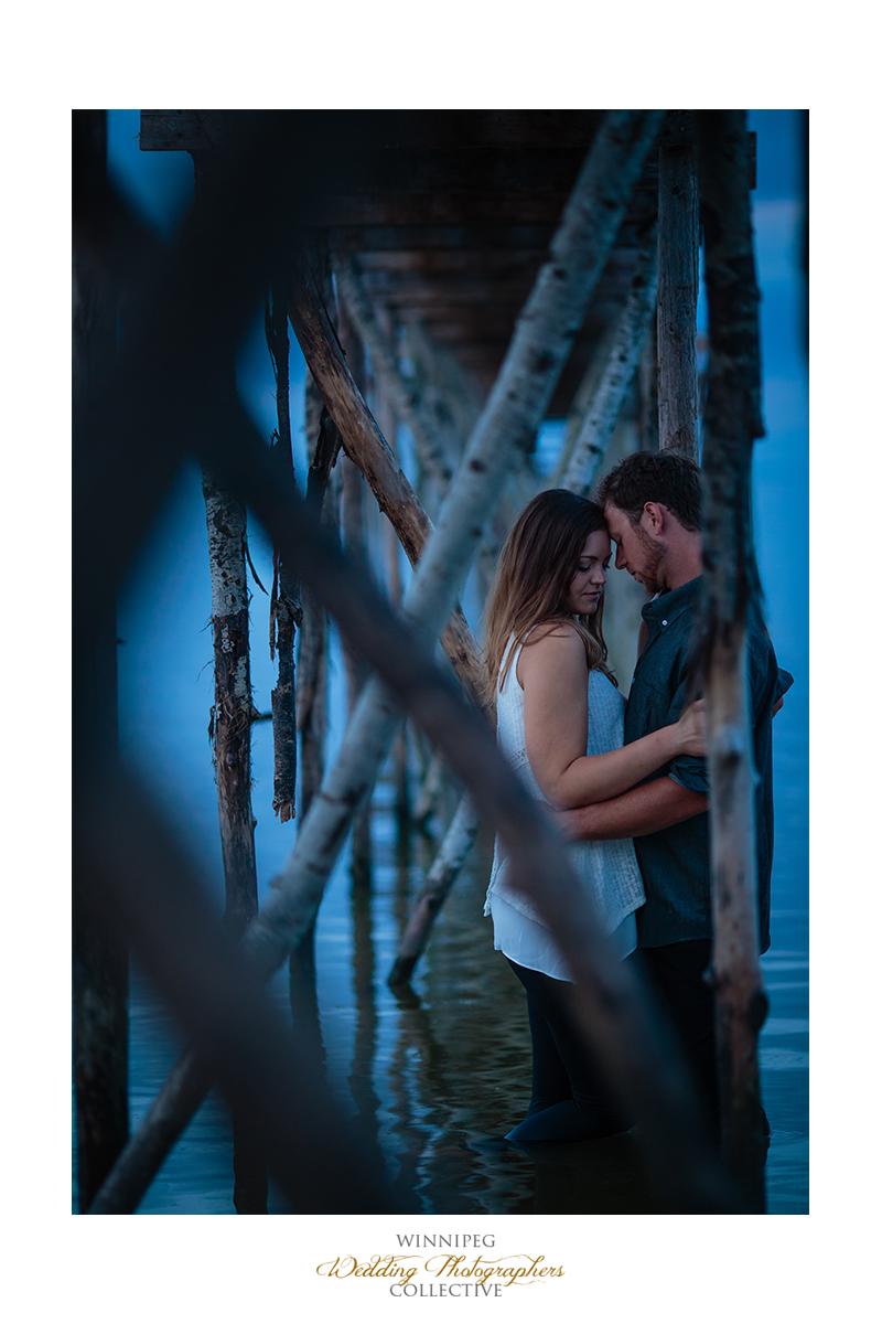 21 Laura and Tyler Lake Life Engagement Shoot Dock Pier Love.jpg