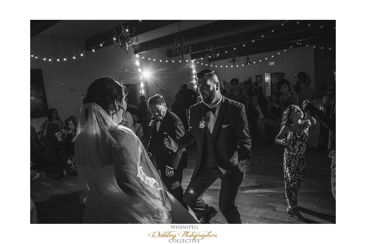 Winnipeg wedding photographers reception