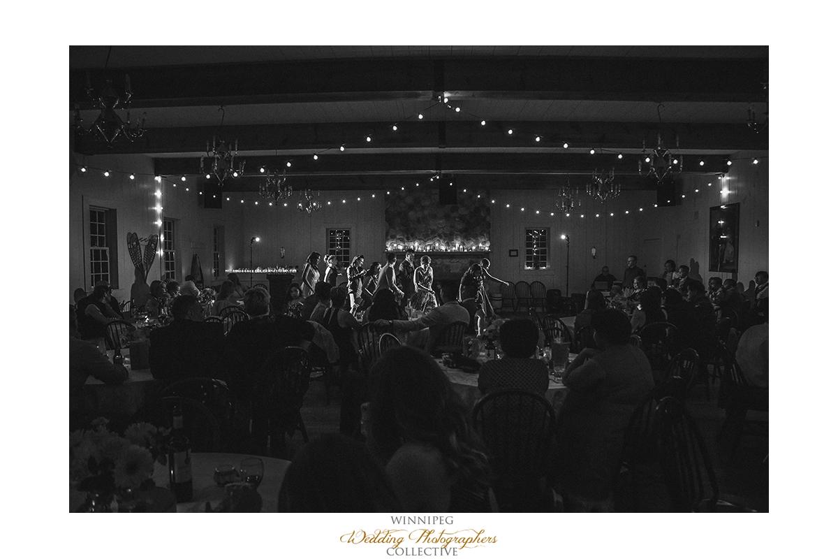 wedding reception photos at Fort Gibraltar