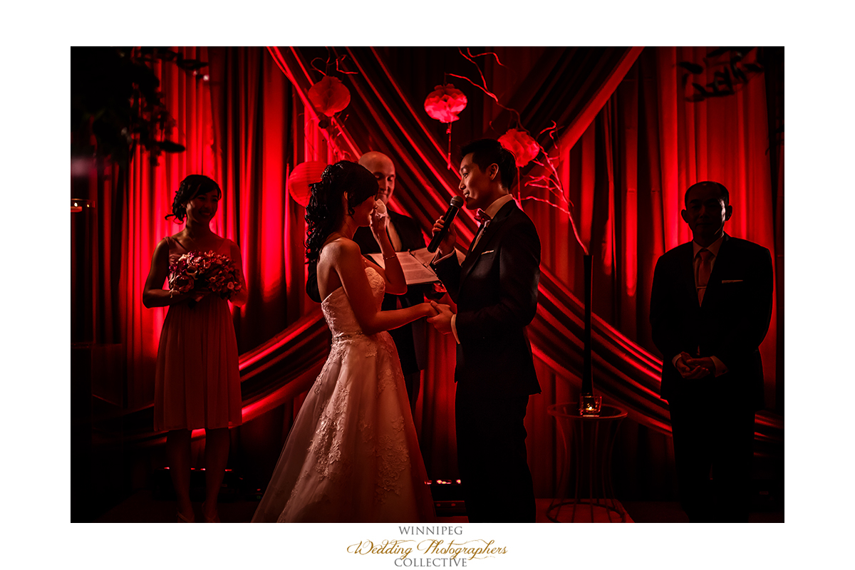 Winnipeg wedding photography Chinese ceremonies