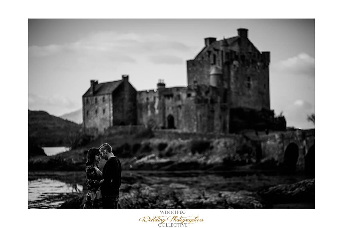 007 Skyfall castle Scotland