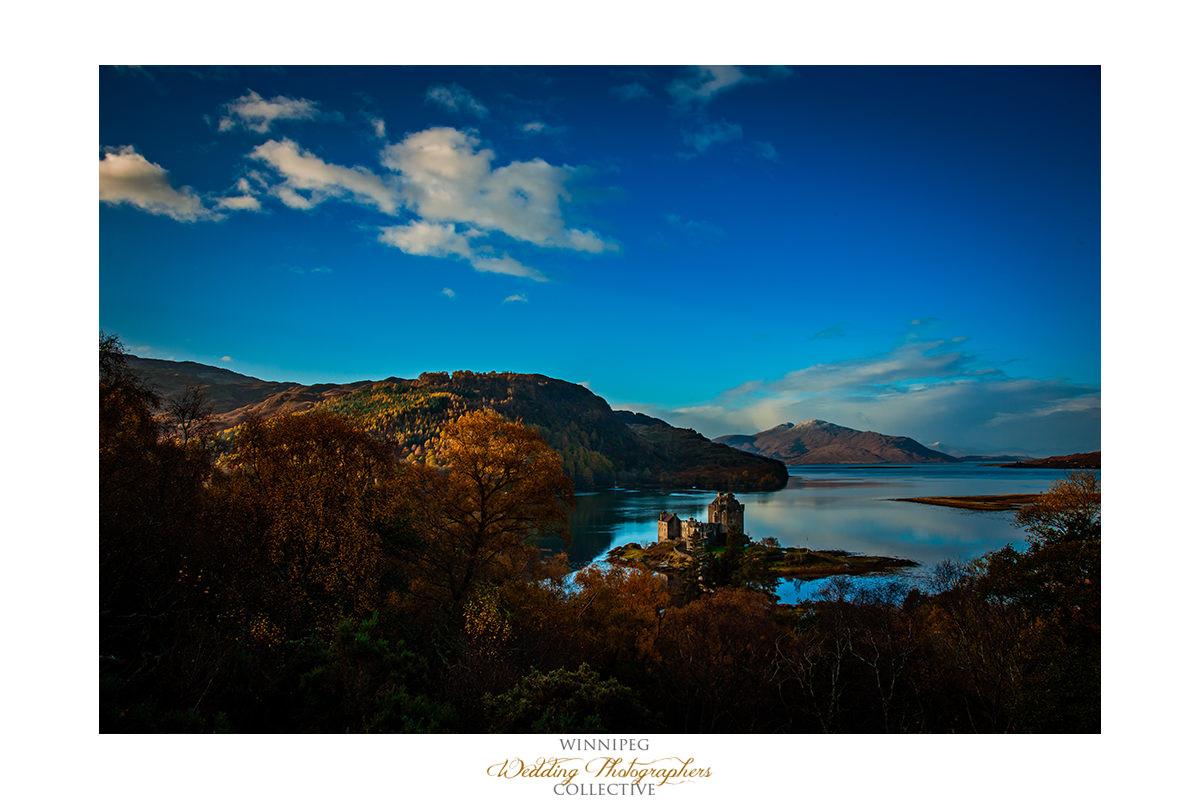 002_Angie Jeff Scotland Engagement Shoot Engaged Photos Isle of Skye Eilean Donan Castle.jpg