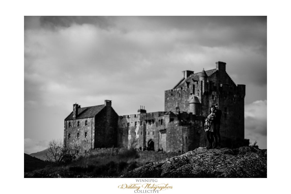 006_Angie Jeff Scotland Engagement Shoot Engaged Photos Isle of Skye Eilean Donan Castle.jpg