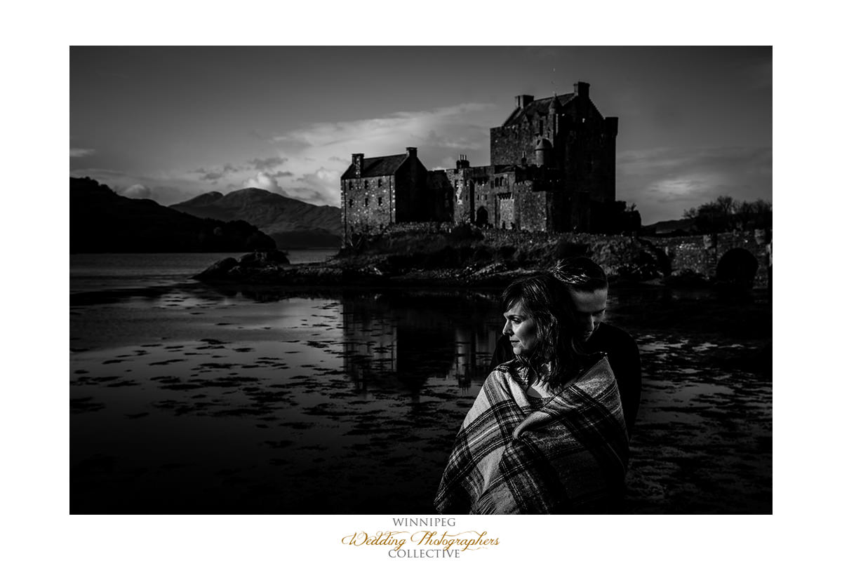 Isle of Skye and a Castle