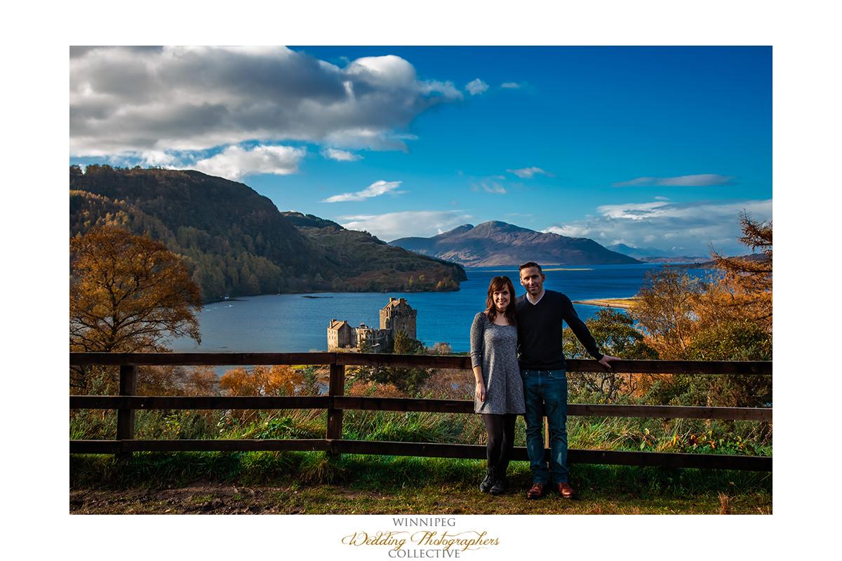 013_Angie Jeff Scotland Engagement Shoot Engaged Photos Isle of Skye Eilean Donan Castle.jpg