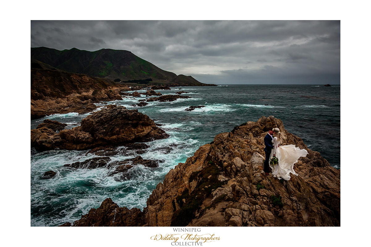 Big Sur California Rainy Wedding Elope Elopement Fit_008.jpg