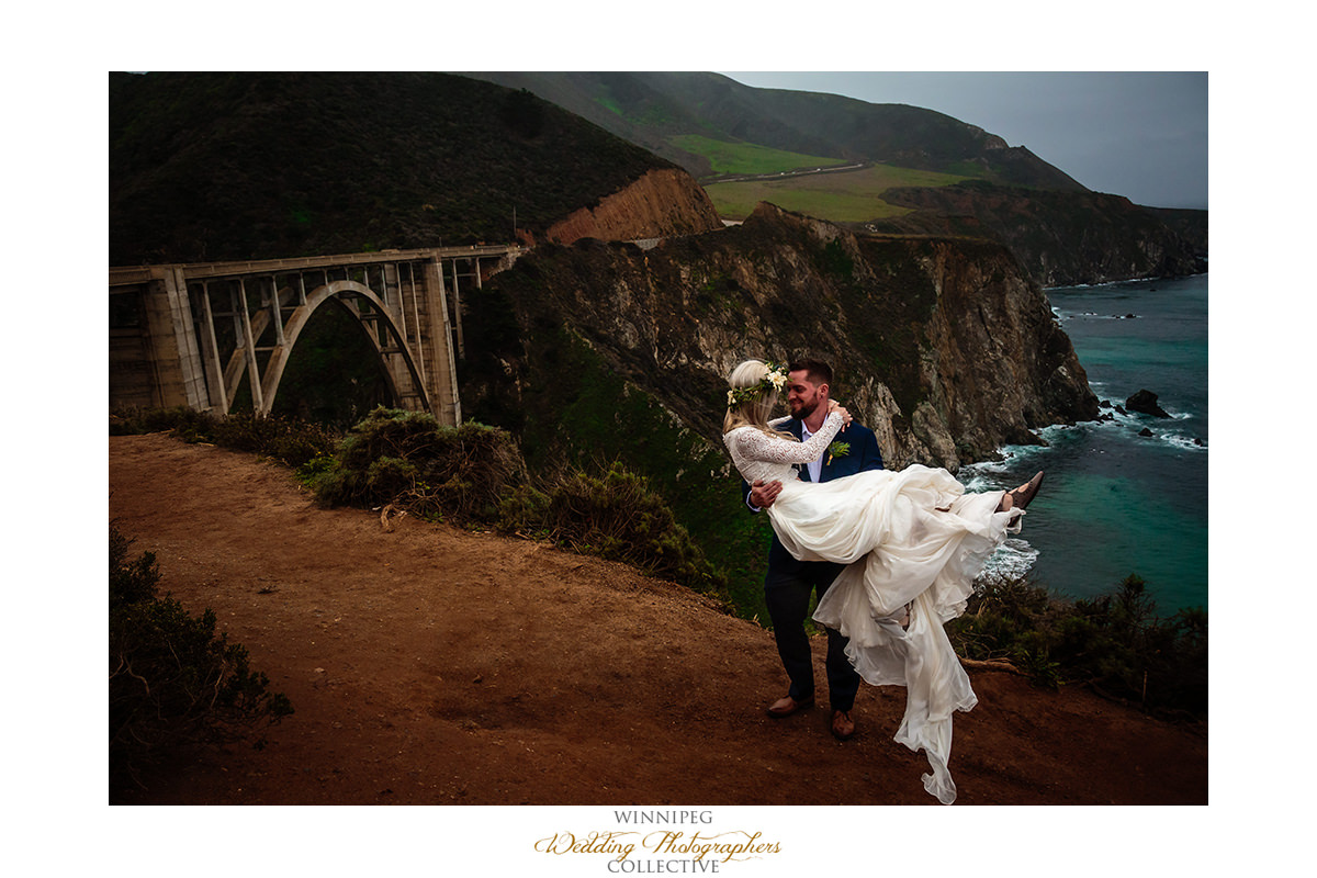 Big Sur California Rainy Wedding Elope Elopement Fit_010.jpg