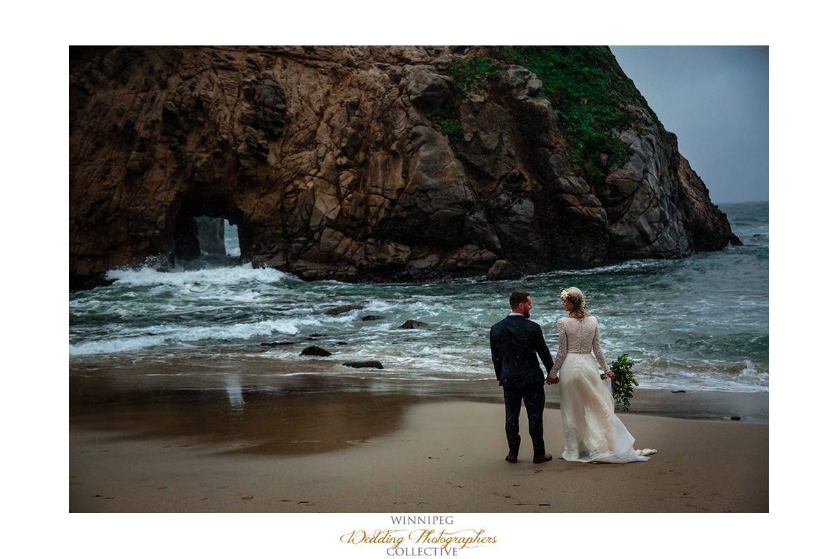 Big Sur California Rainy Wedding Elope Elopement Fit_012.jpg