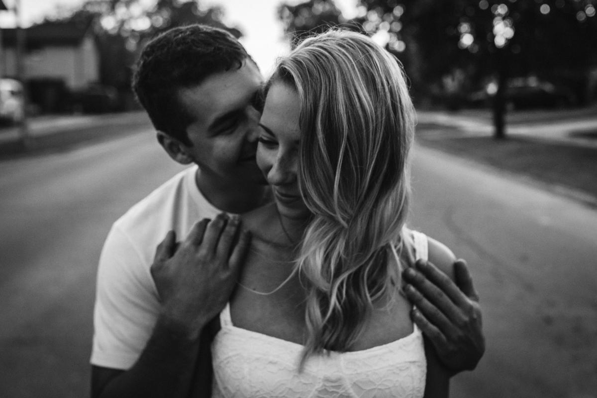 Engagement photographers in Winnipeg