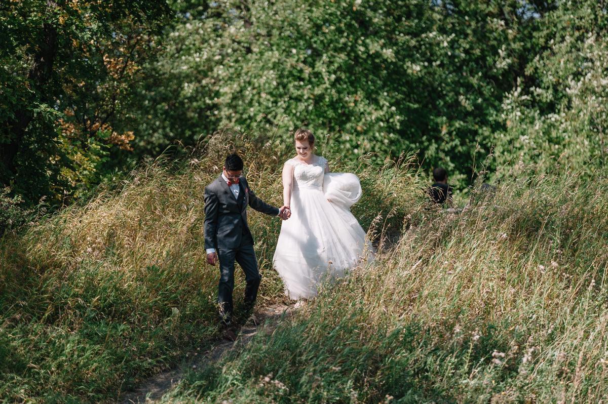 Cielo's Garden Wedding Photographer Manitoba