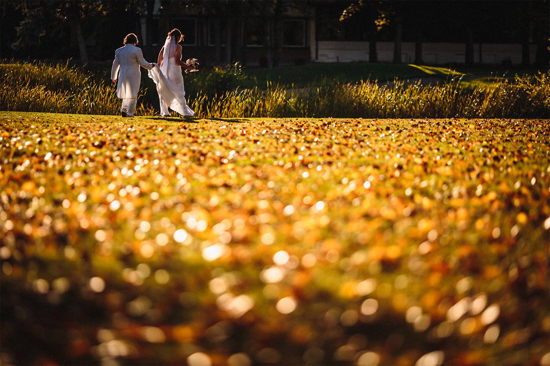 Rossmere Golf & Country Club wedding photos