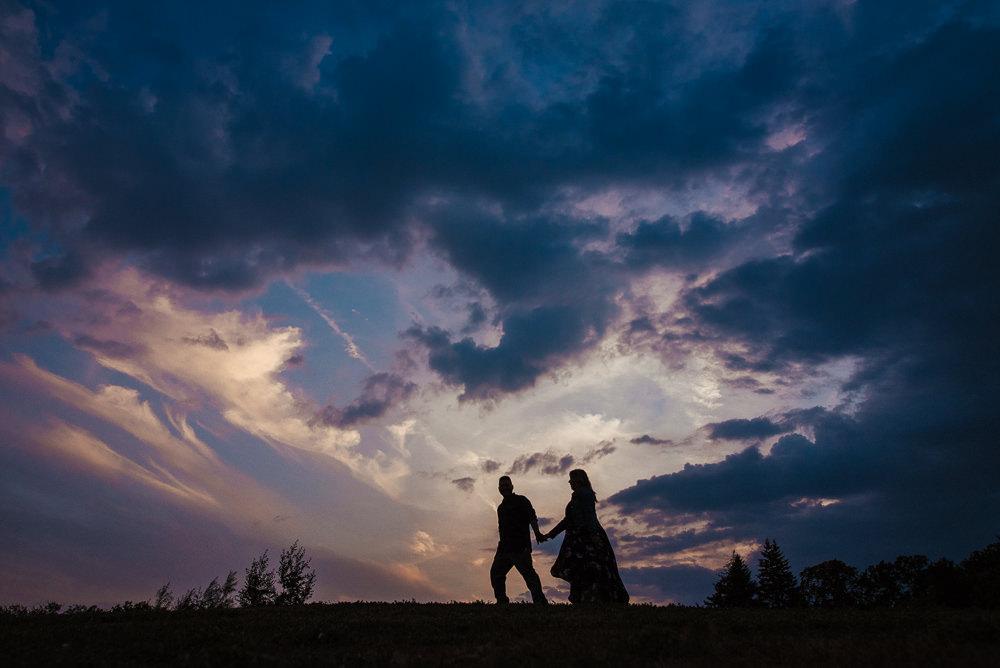 Pre wedding photos in Assiniboine