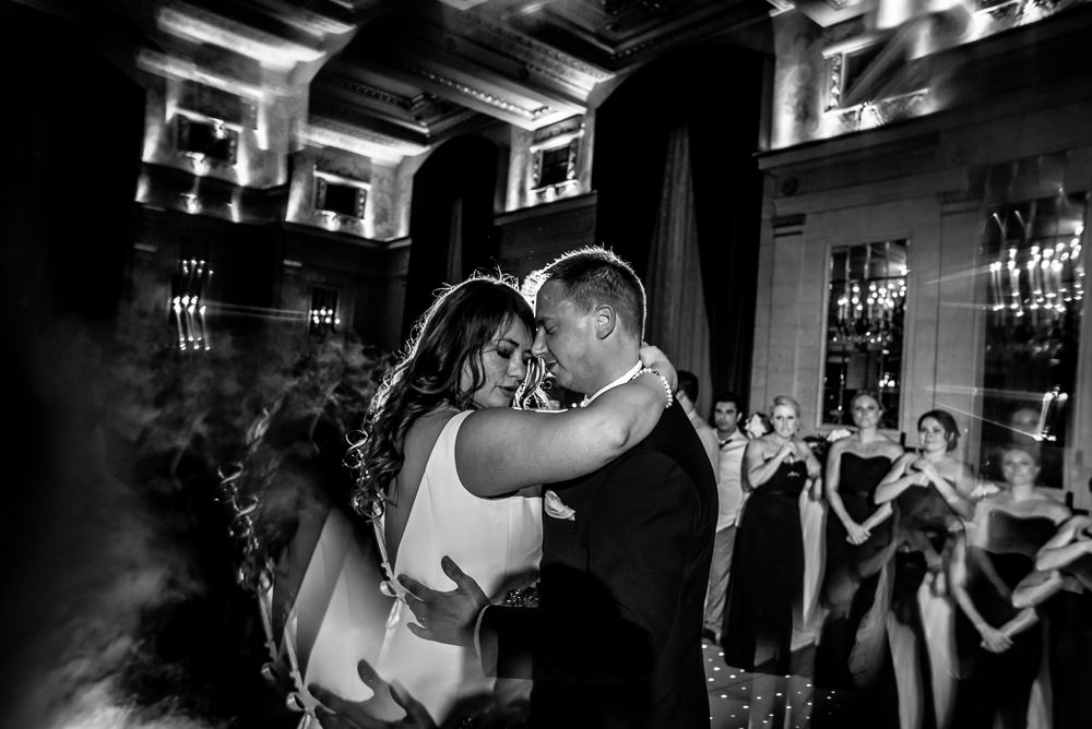 Hotel Fort Garry Wedding
