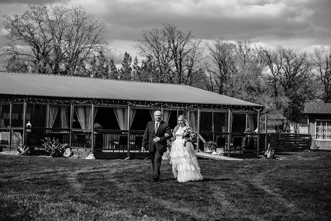 Winnipeg La Lune outdoor wedding venue