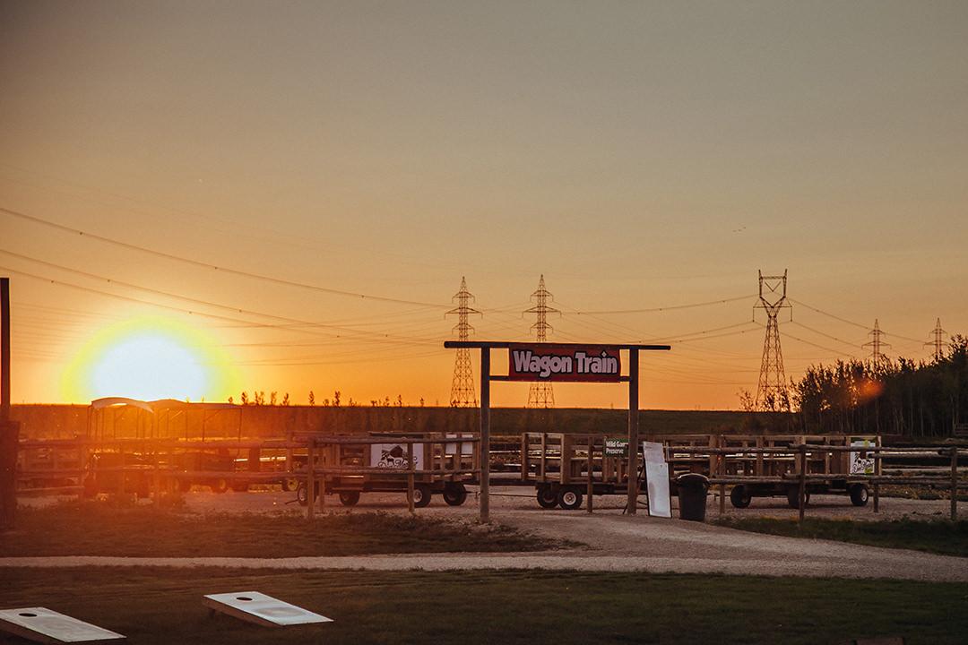 Deer Meadow Farms Winnipeg Wedding venue