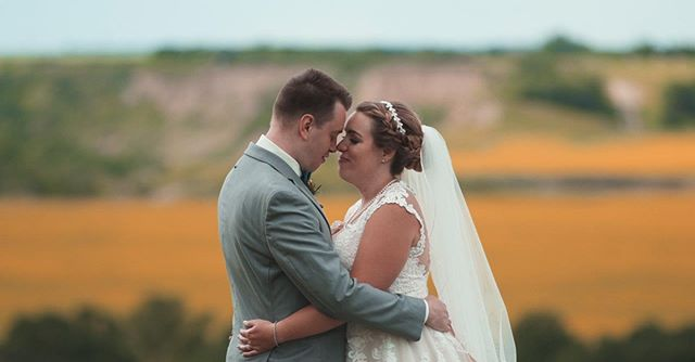 Andrew and Larissa's wedding was so amazing! Wawanesa is such a gem in Manitoba. Their video will be delivered within the next few days!