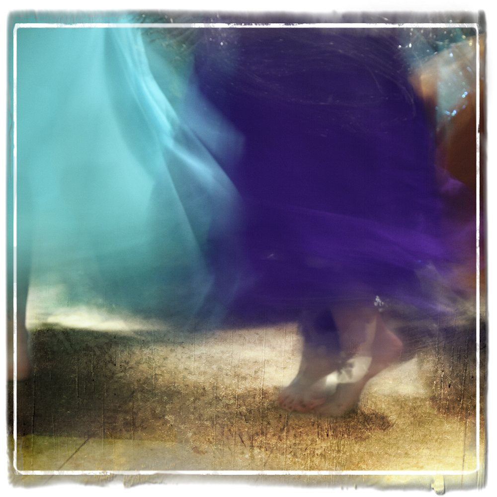 Jeane Vogel - Sacred Movement #9