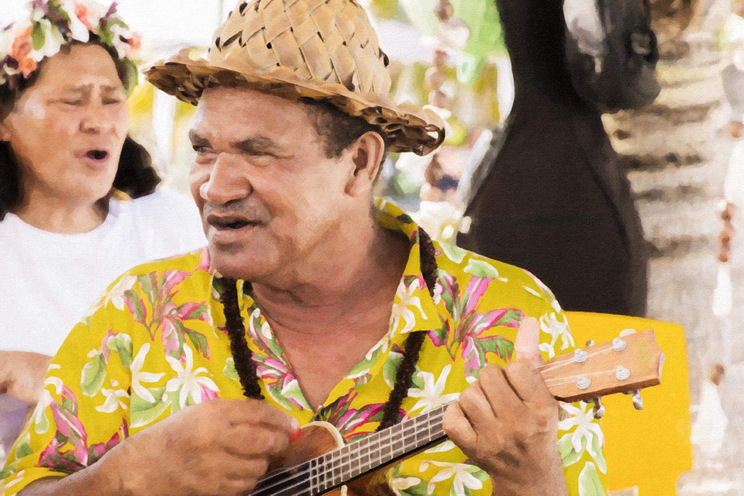 Robert Bolla - South Sea Picking and Singing