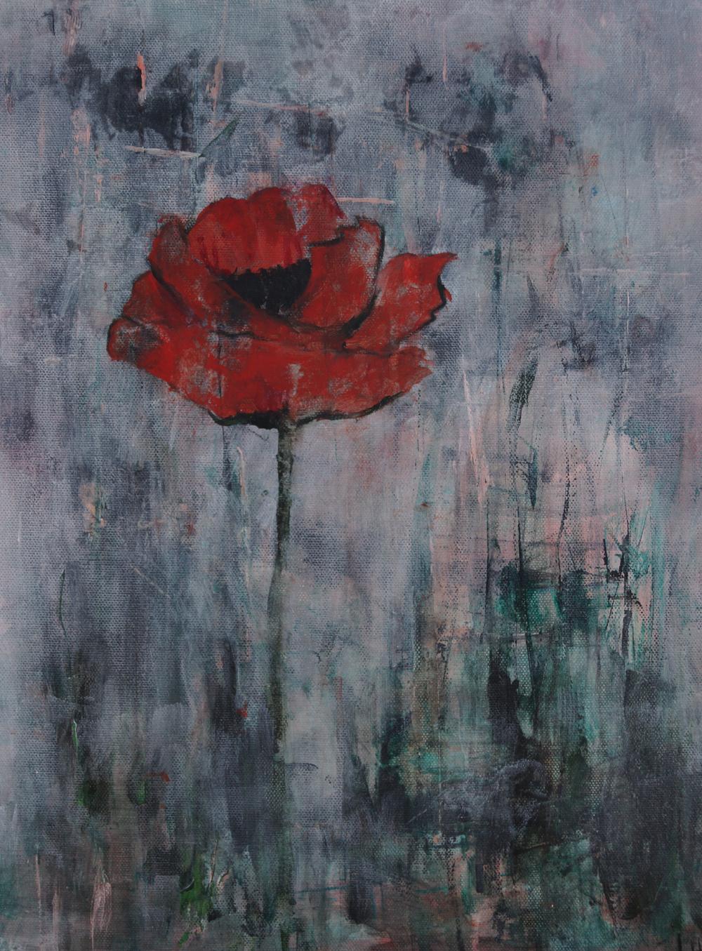 Red Poppy, Lindsay Higa
