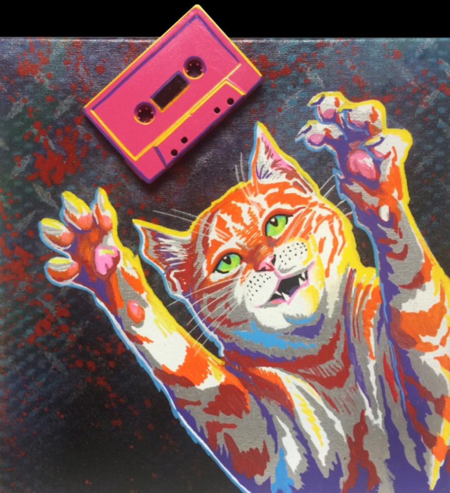 Rad Kitty, Molly Hill