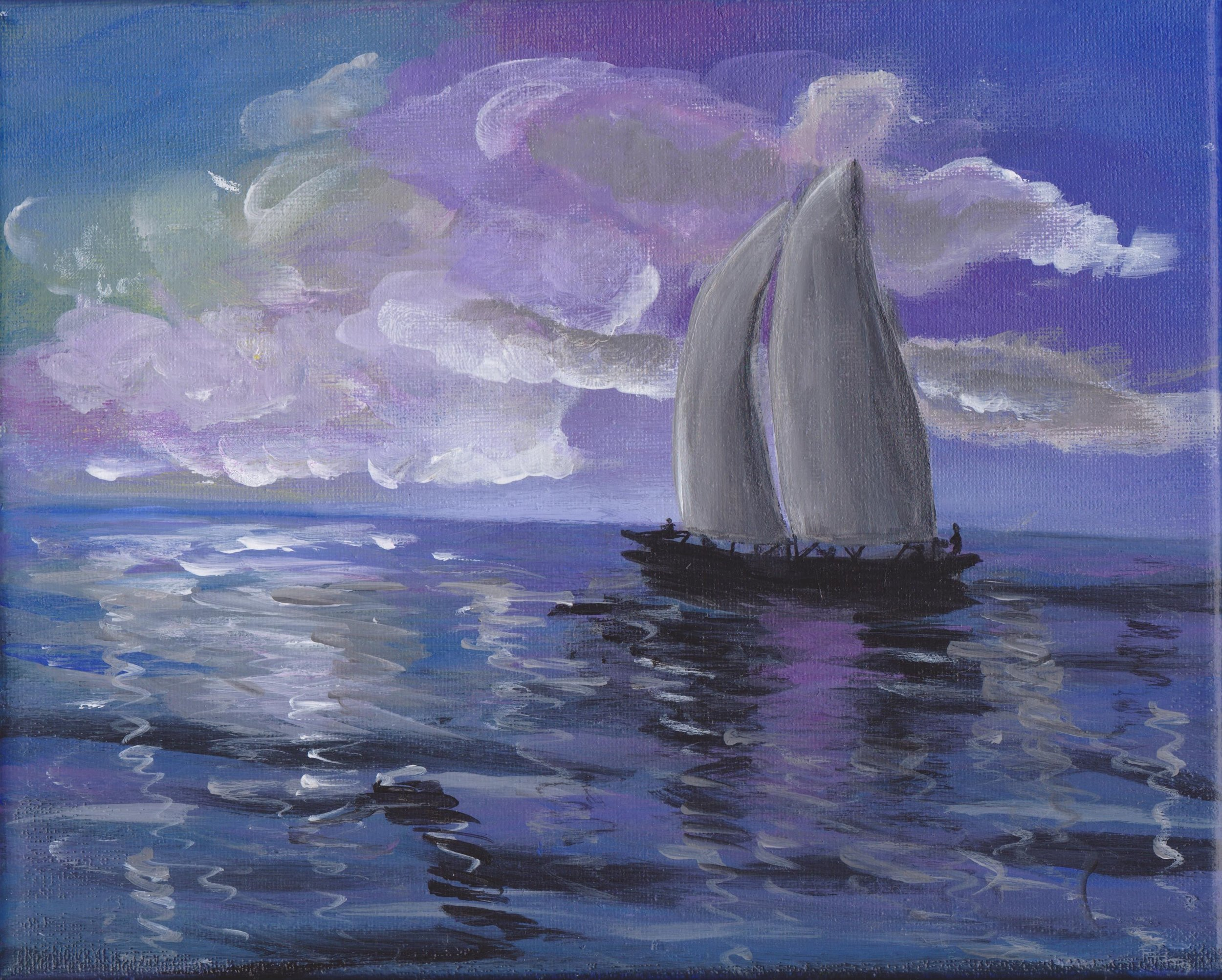 Sue Alexander, Twilight Sail
