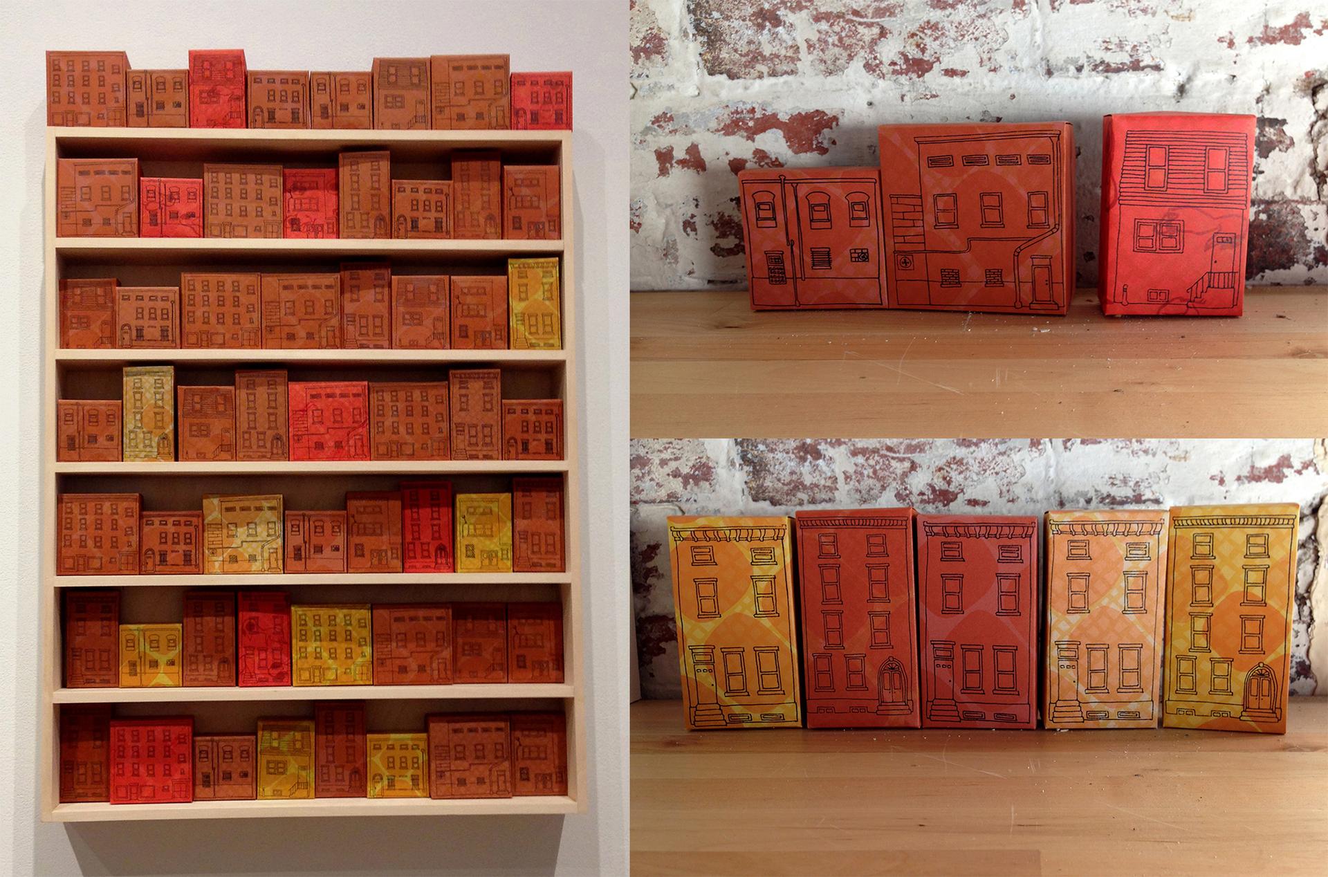 Amanda D'Amico, Little Boxes