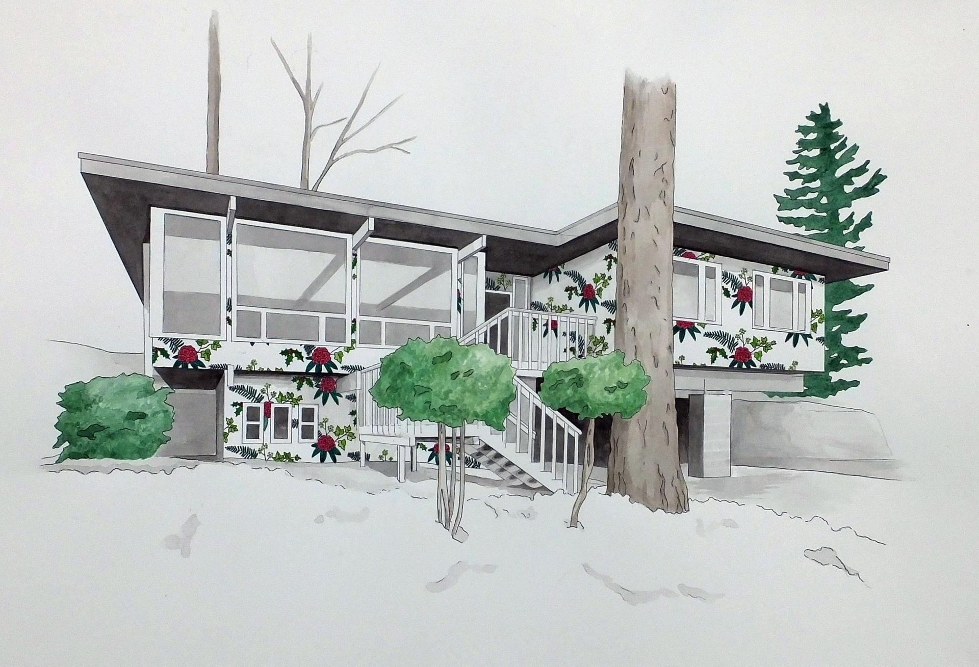 Tanya Spolans, Lake Louise Drive