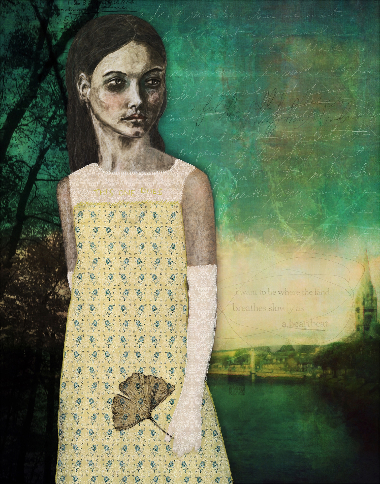 Angela Amias, Slowly the Space Between