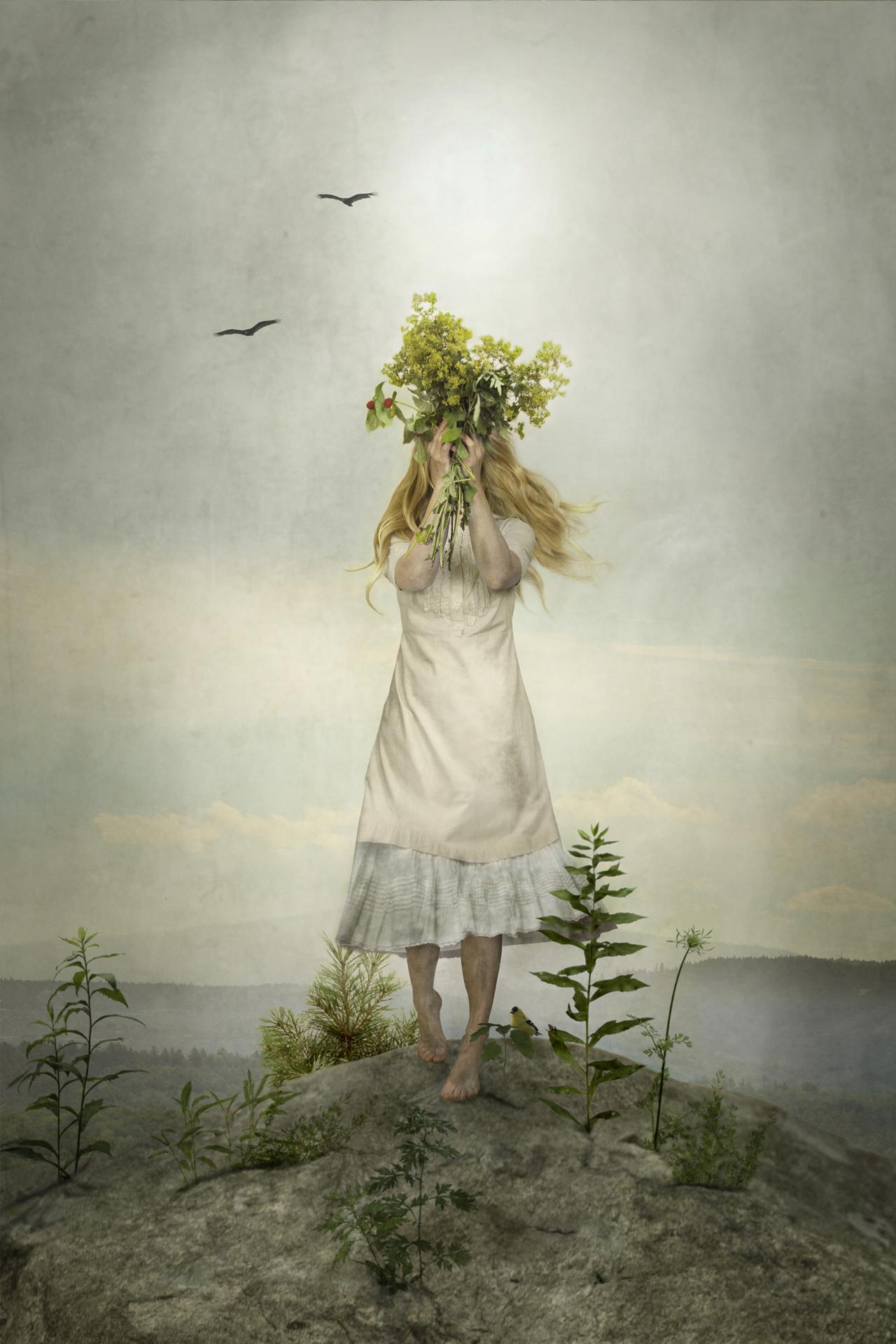 Elisabeth Ladwig, The Herbalist