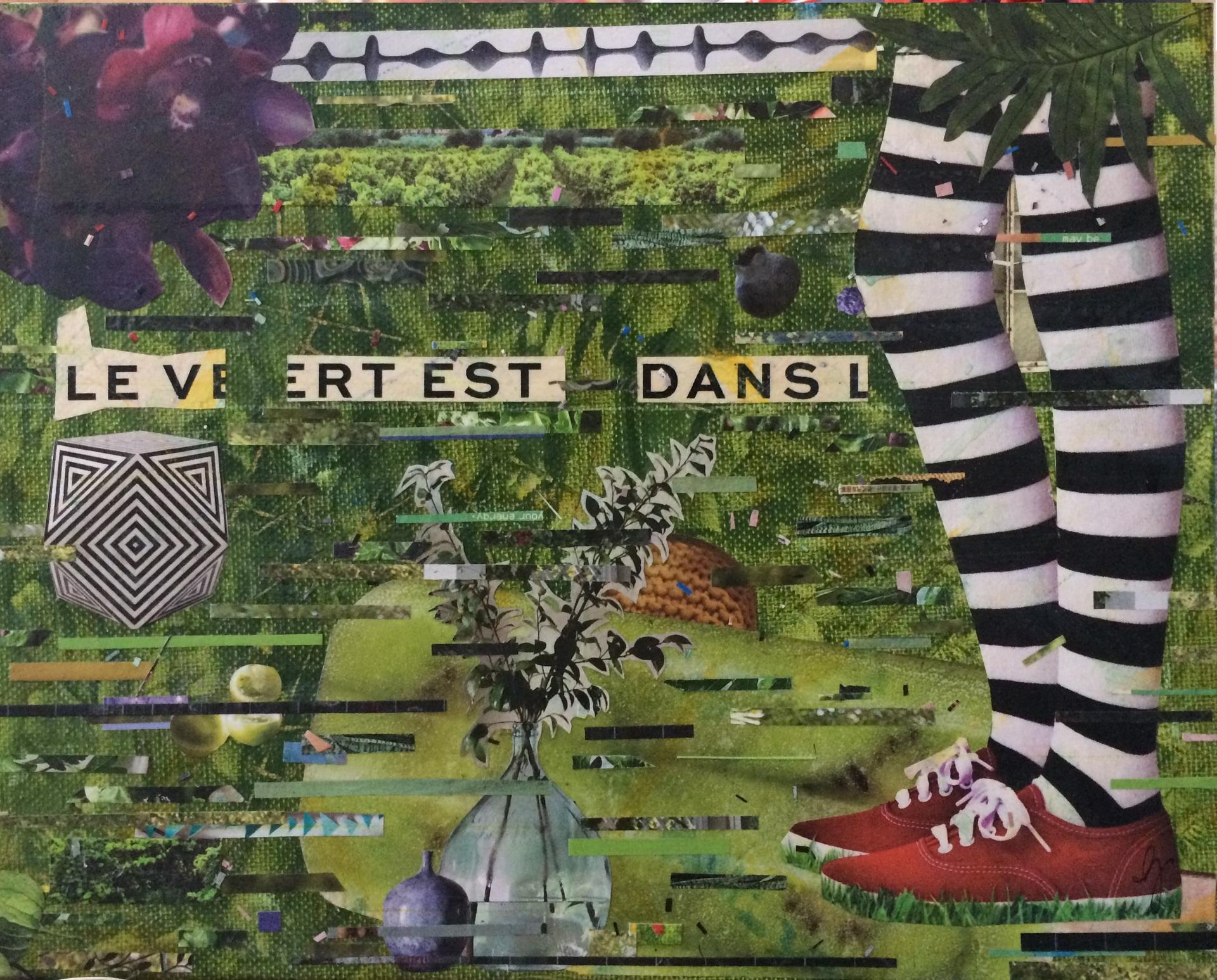 Gillian Loop, L'Ete Vert (Green Summer)