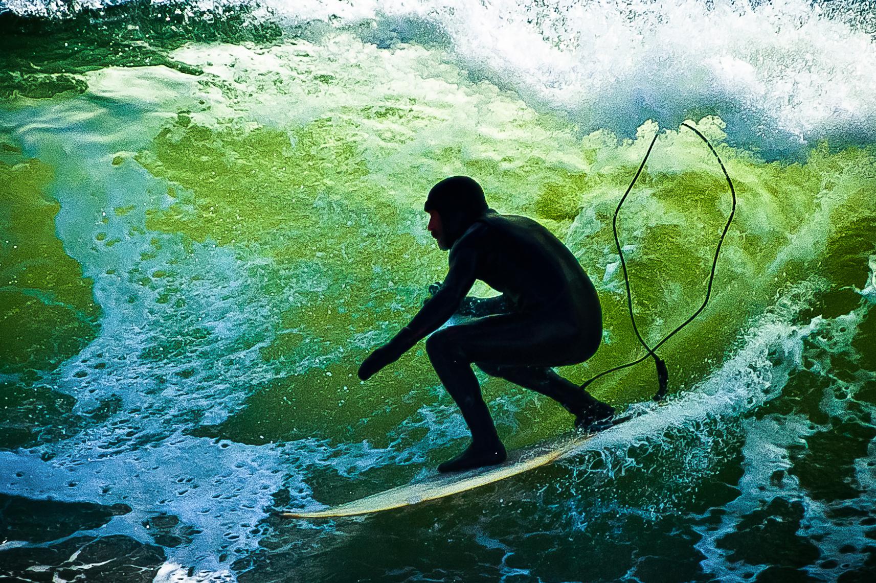 Paul Murray, Wave Ninja
