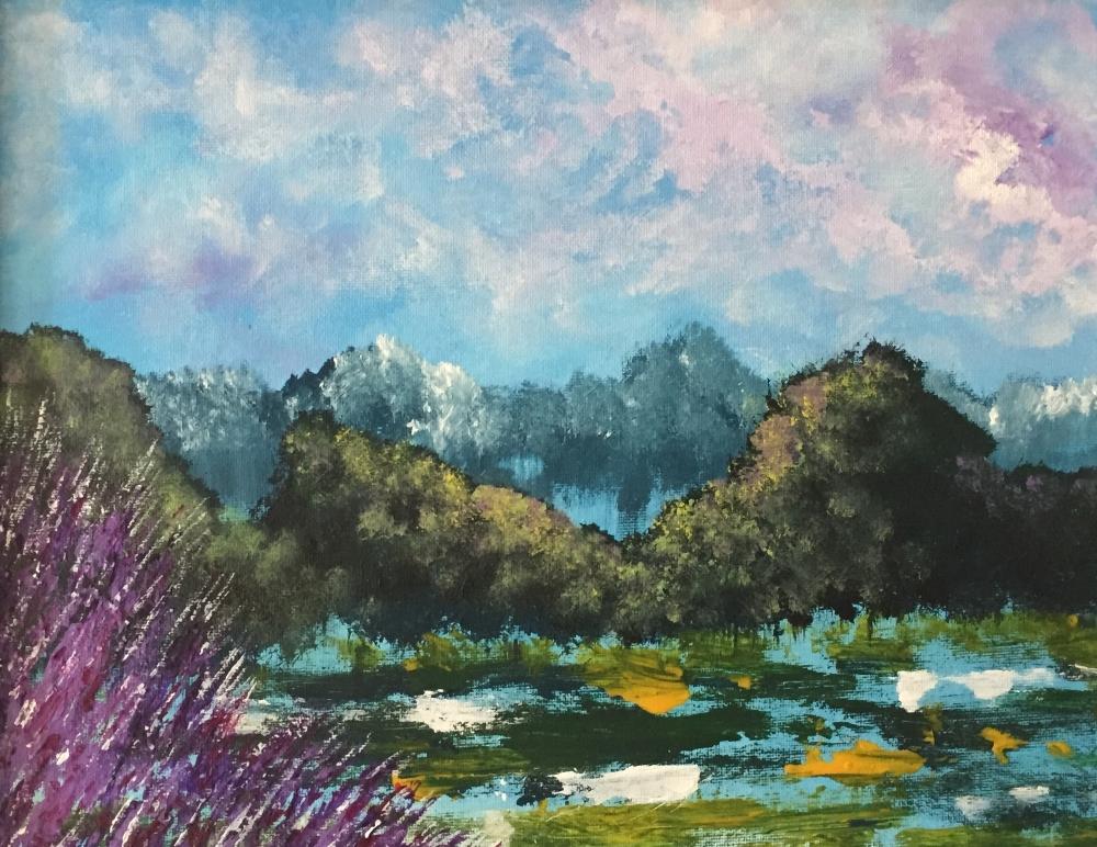 Mountain's Majesty, Sarah Macewan