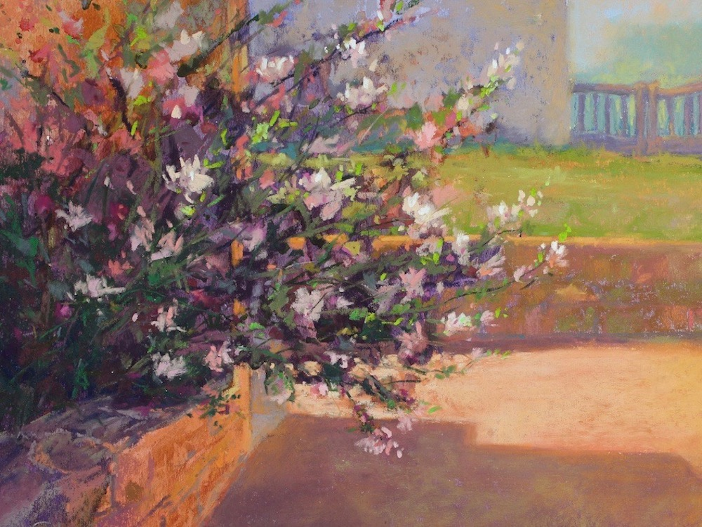 French Roses, Michele Wells