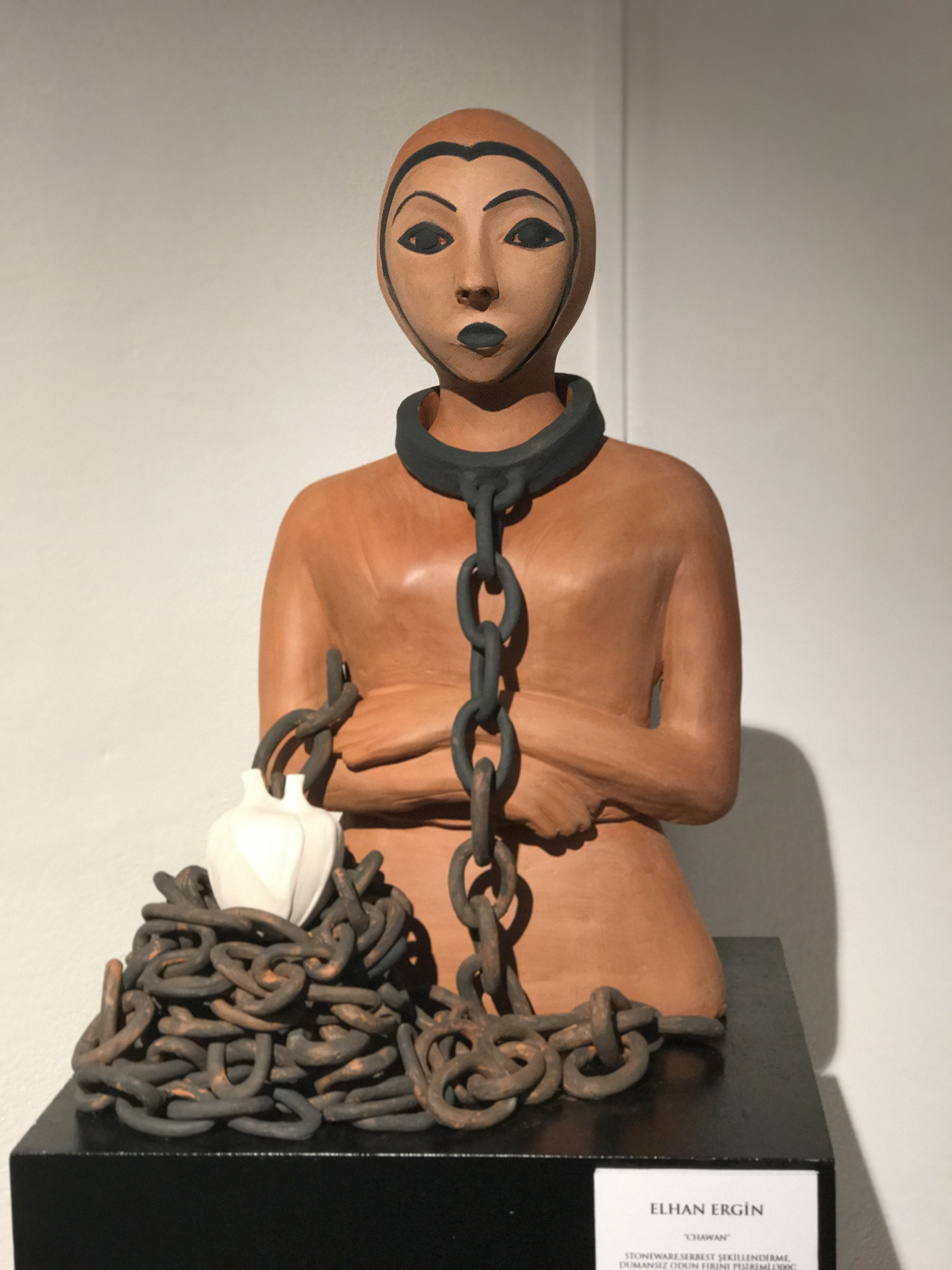 Chained Woman, Elhan Ergin