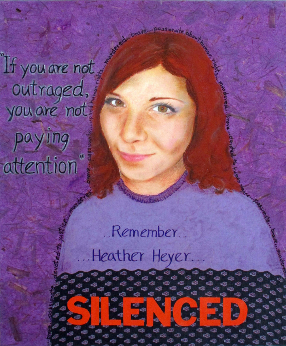 Heather Heyer, Phyllis MacLaren