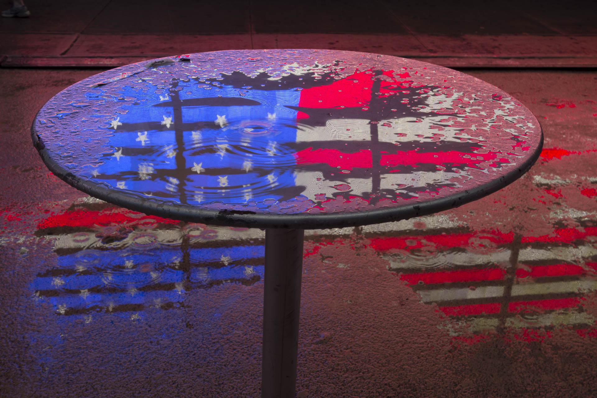 American Flag, John Manno